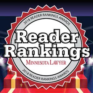 Minnesota Lawyer Reader Rankings - Best Digital Forensics