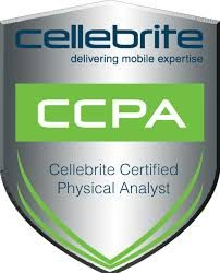 Cellebrite Certified Physical Analyst